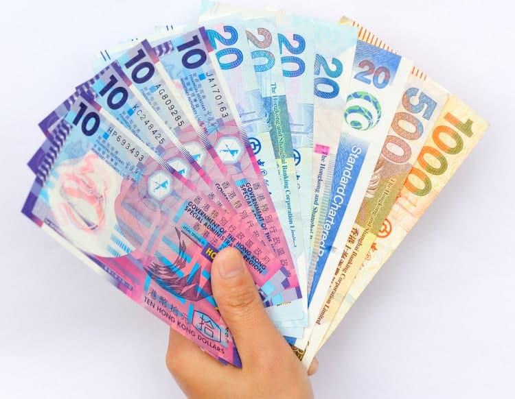 valuta hong kong