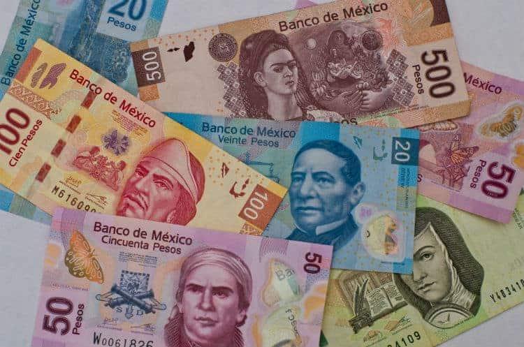 valuta mexiko