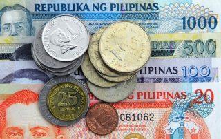 valuta filippinerna