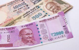 valuta indien