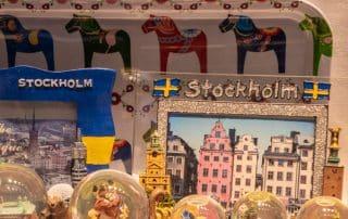 Stockholm souvenirs