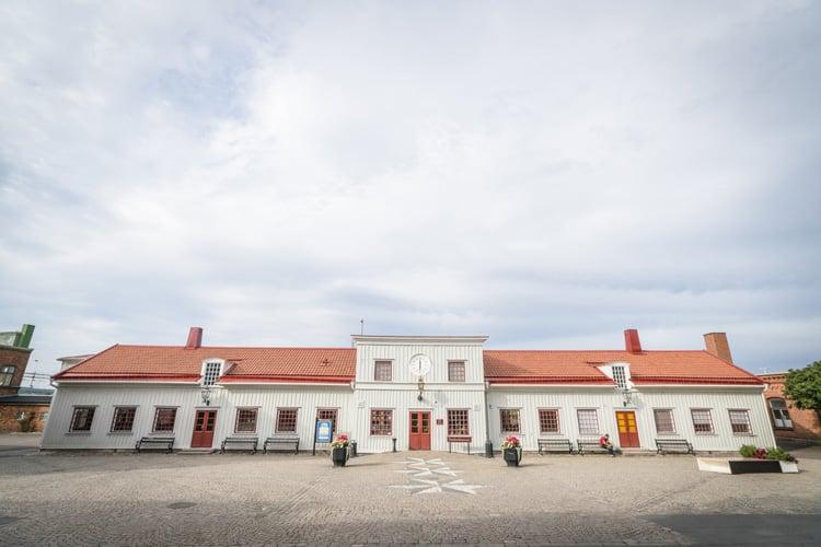 Tändsticksmuseet i jönköping