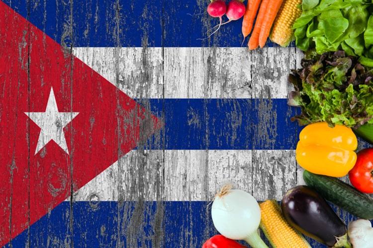 kubansk mat