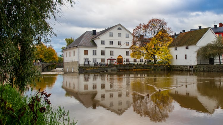 things to do in uppsala when it rains