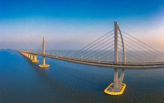 världens längsta bro