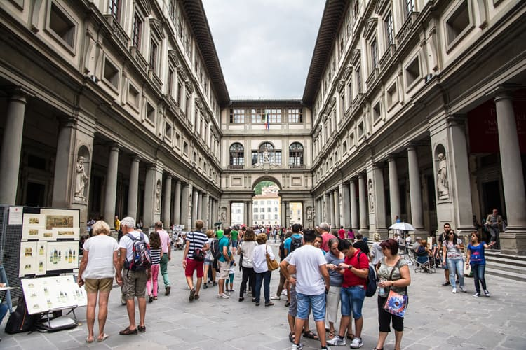 attraction in florence