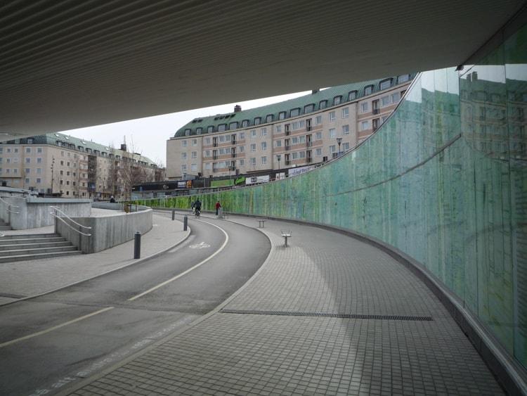 umeå konsttunnel