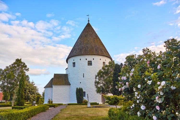 bornholm church